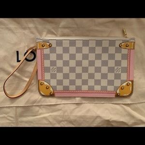 Louis Vuitton summer trunks neverfull Pochette